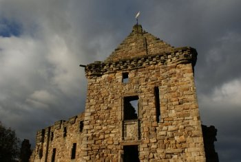 Photograph St Andrews Castle Scotland