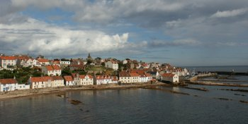 Photograph West Foreshore Pittenweem Scotland