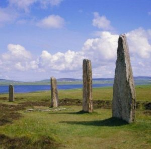 Ring of Brodgar Photograph Orkney Scotland