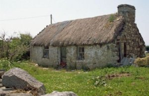 Thatched Croft Isle of Skye Photograph