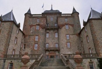 Thirlestane Castle Scotland