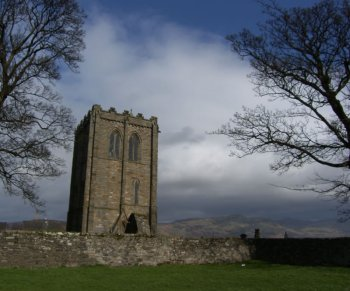 Tour Cambuskenneth Abbey Scotland