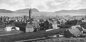 Campbeltown from Gallowhill