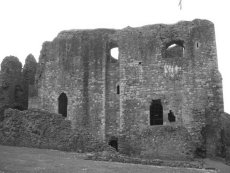 Dundonald Castle Ayrshire Scotland
