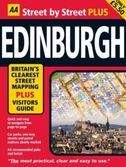 Edinburgh City Walk Map