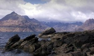 Elgol Coastline Isle of Skye Scotland