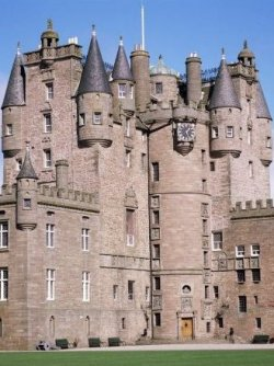 Ghosts Of Glamis Castle Scotland