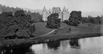 Inverary Castle Argyll and Bute Scotland