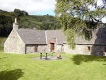 Rent a Self Catering Cottage in Dunkeld Perthshire Scotland