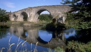 Stirling Bridge Scotland Photograph