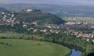 Stirling Castle Scotland Photograph