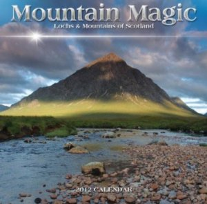 Mountain Magic Scotland 2012 Calendar