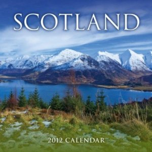 Scotland 2012 Mini Wall Calendar